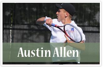athlete Austin Allen