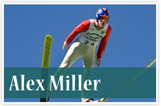 athlete Alex Miller