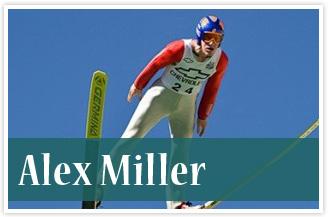 athlete Alex Miller