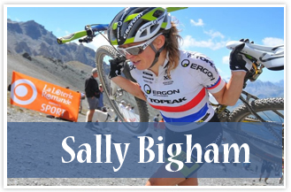 athlete Sally Bigham