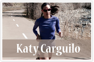 athlete Katy Carguilo