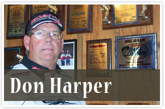 athlete Don Harper
