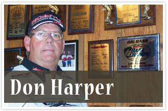 athlete Don Harper