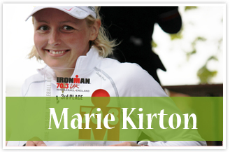athlete Marie Kirton