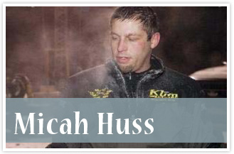 athlete Micah Huss