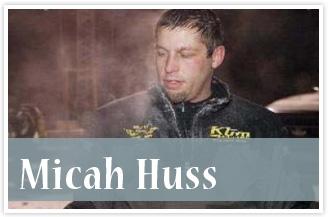 athlete Micah Huss