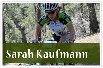 athlete Sarah Kaufmann