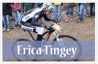 athlete Erica Tingey Mountain Biker