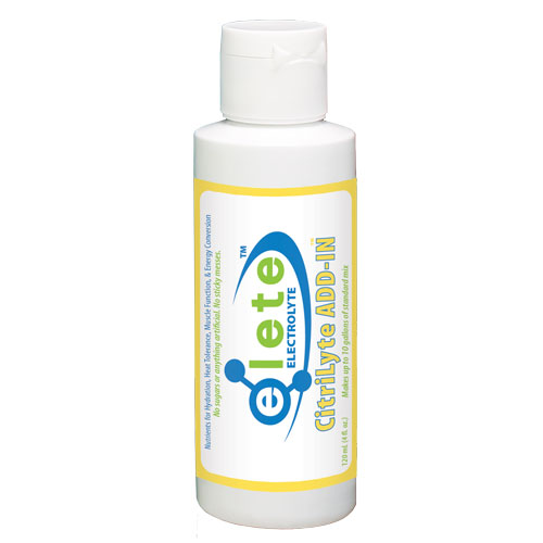 elete CitriLyte Add-in 4oz Economy Refill