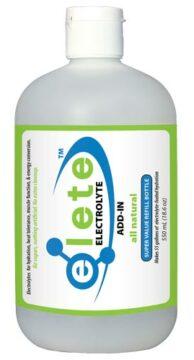 elete Electrolytes Add-In 18.6oz 550-mL