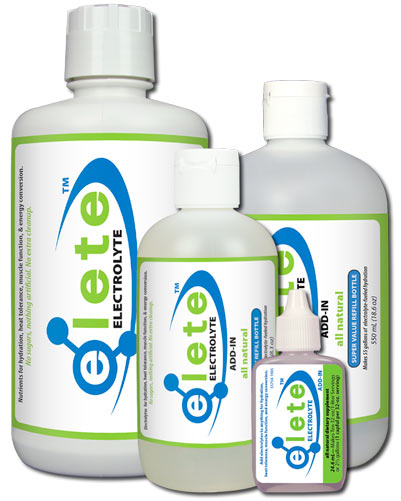 elete Electrolyte Add-In Family