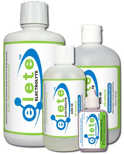 elete Electrolyte Add-In Family